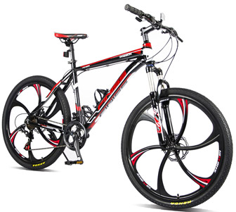 Merax-Finiss-26-Aluminum-21-Mountain-Bike-with-Mg-Alloy-Wheels