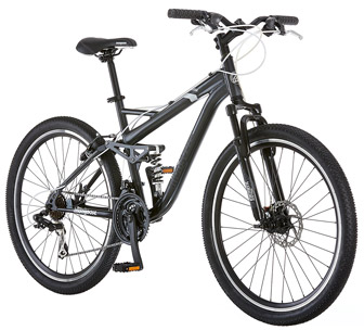 Mongoose Mens Detour Mountain Bike review