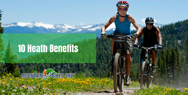 benefits of mountain biking