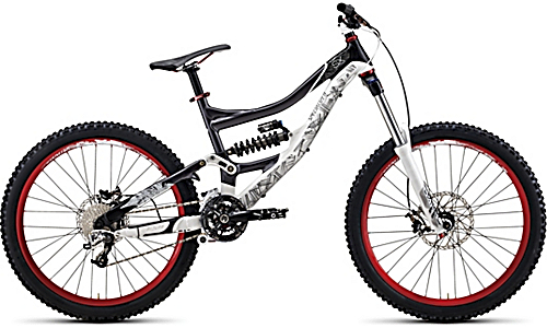 Freeride Mountain Bike