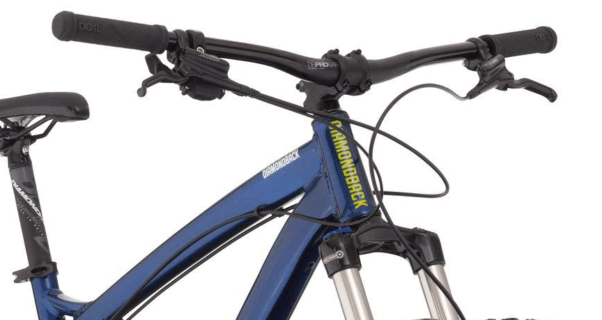 Diamond Bicycles Line Hardtail Mountain Bike
