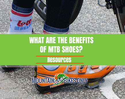 Benefits of MTB shoes
