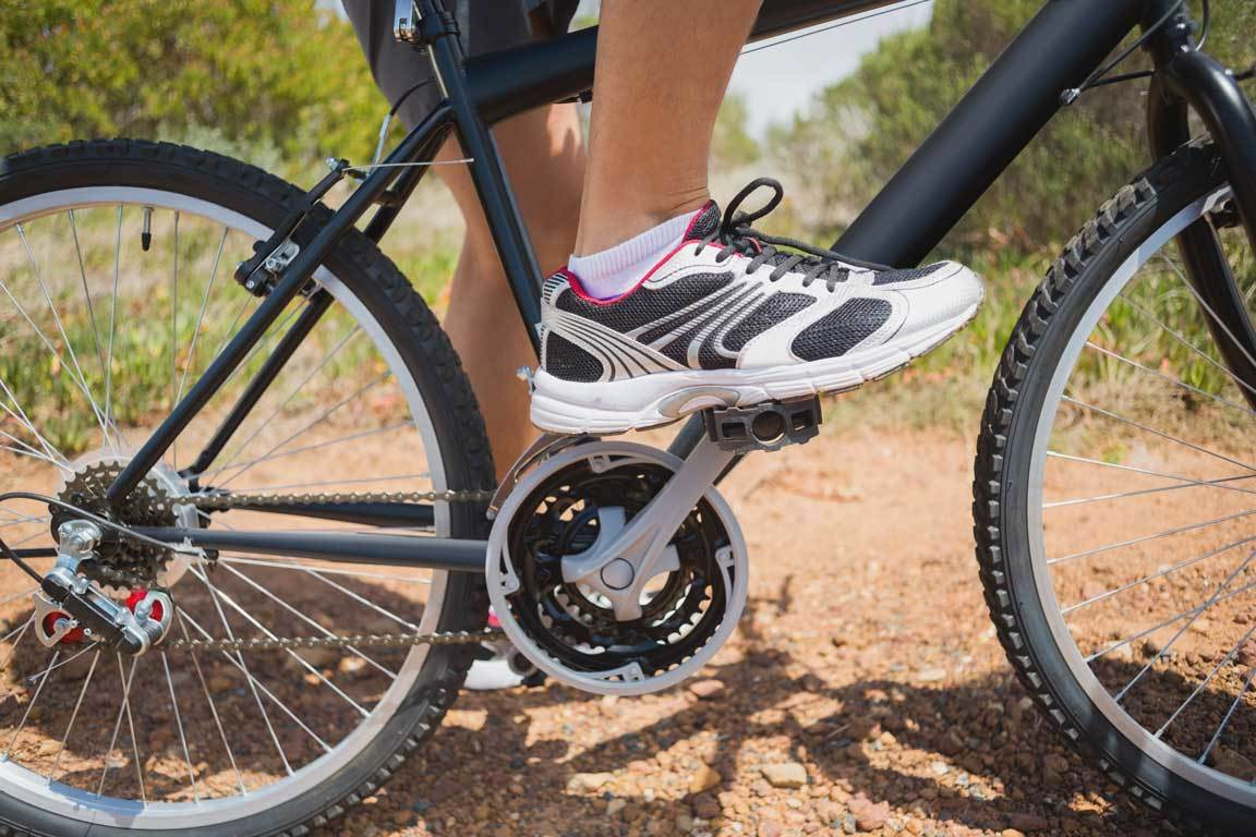 Benefits of mountain bike shoes