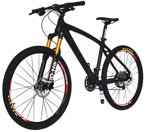 BEIOU T800 Carbon Fiber Mountain Bike