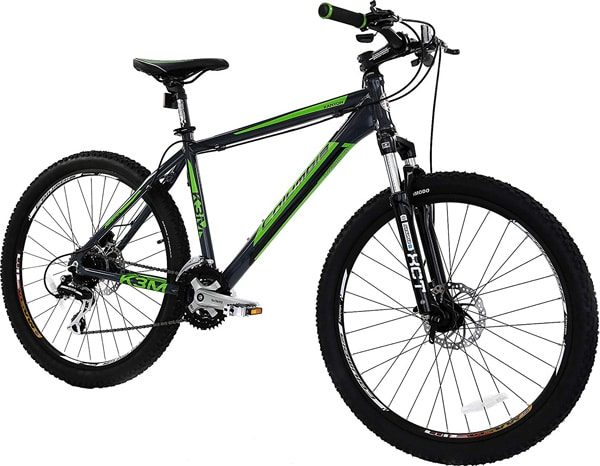 Best hardtail mountain bikes -Columbia K3M Kanyon