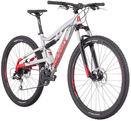 Diamondback 29er Full Suspension Mountain Bike