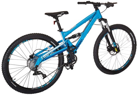 Diamondback Bicycles Atroz Full Suspension