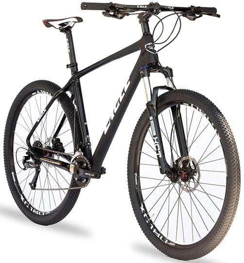 Eagle Patriot Carbon Fiber Mountain Bike