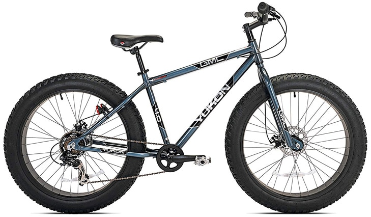 GMC Yukon Fat Mountain Bike full image