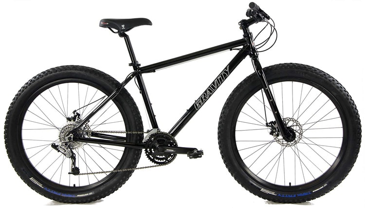 Gravity 2018 Bullseye 27 PLUS mountain bike