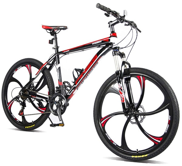 Merax Finiss 26 Aluminum 21 Mountain Bike