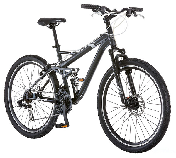 Mongoose Detour Mountain Bike