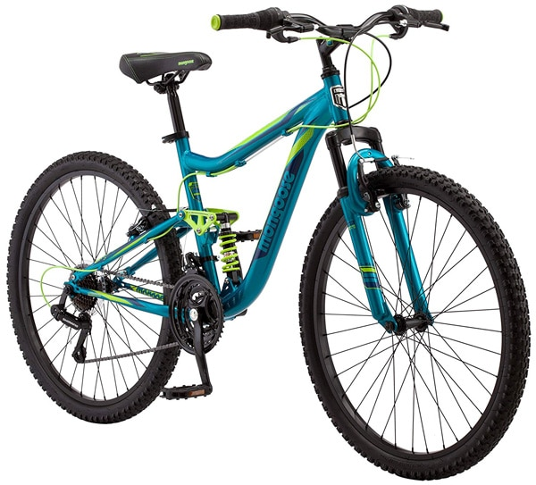 Mongoose Status 2.2 Womens 26 InchWheel Mountain Bike