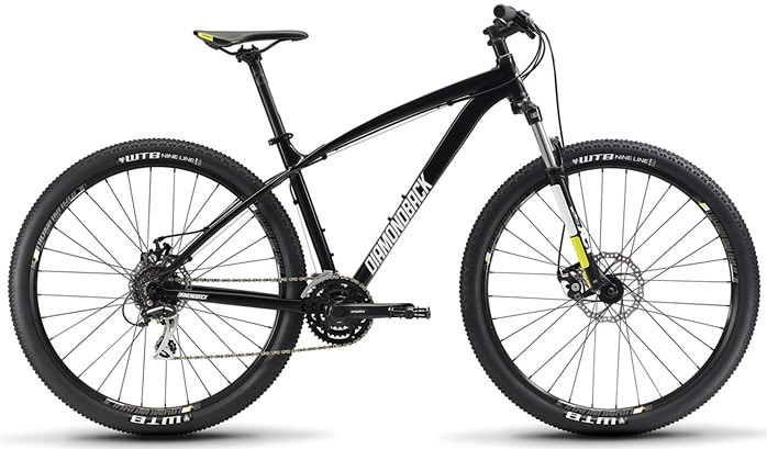 Diamondback overdrive 29er full image